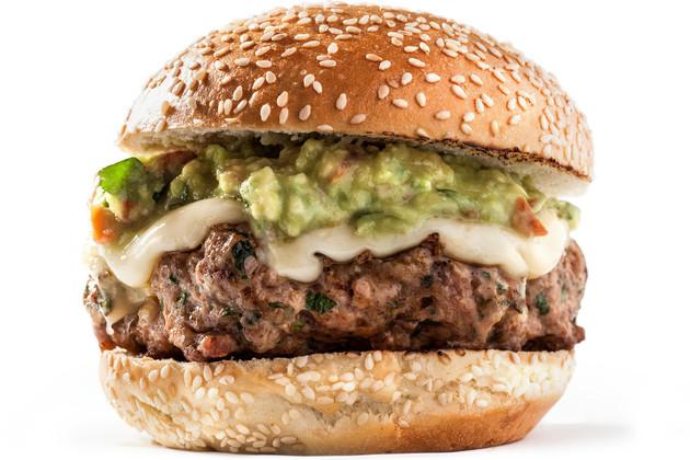 Jalapeno Avocado Burger Recipe