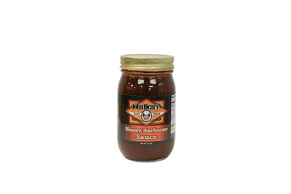 John Henry's Honey BBQ Sauce