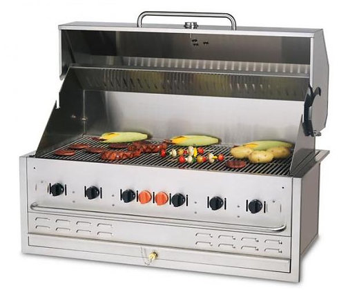 Crown Verity 48″ Grill Head – BI-48