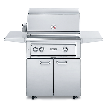 Lynx 30″ Freestanding Grill with Trident