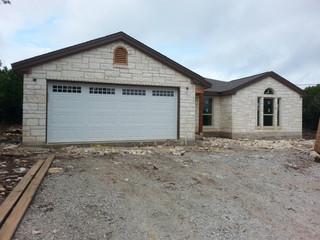 Construction Update: 8004 Flintlock, Lago Vista, TX 78645