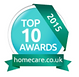 Top 10 Awards - 2015 homecare.co.uk