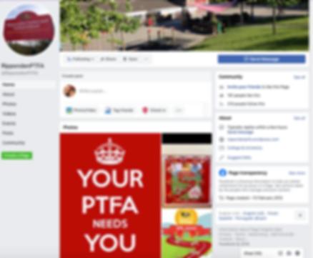 Facebook PFTA Page