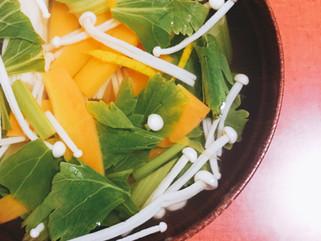 えのきの野菜スープ