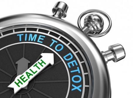 How do you DETOX naturally?