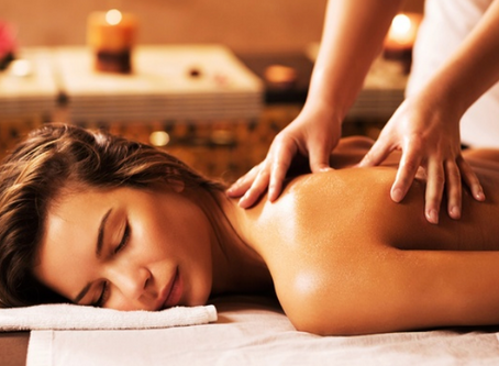 Health benefit of massage is beyond stress and muscle tension