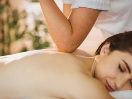 When should I request for a Deep Tissue massage?