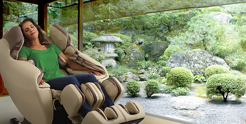 Inada Massage Chairs, Japanese Massage Technology