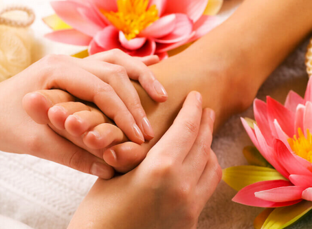 What is Reflexology and Foot Massage?