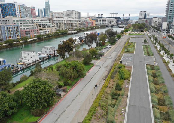 Mission Bay Roads and Parking