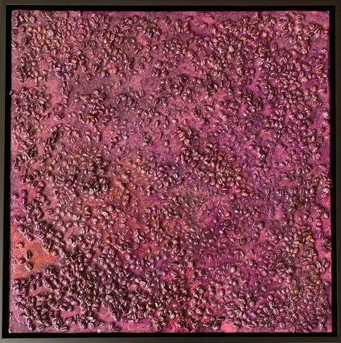 Caffinate & Conquer Purple