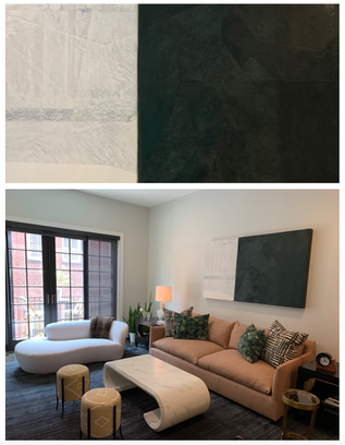 Commissioned Art - Private Residence