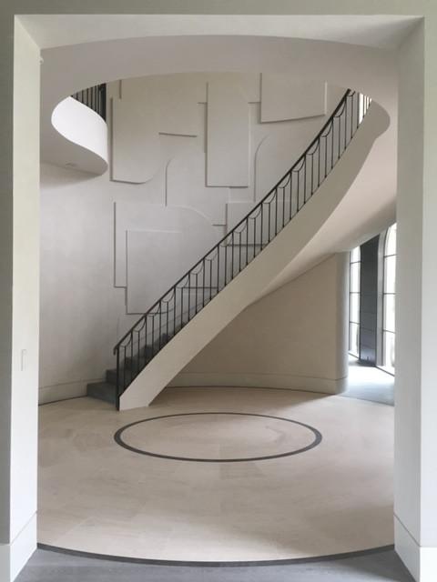 Limestone Plaster finish