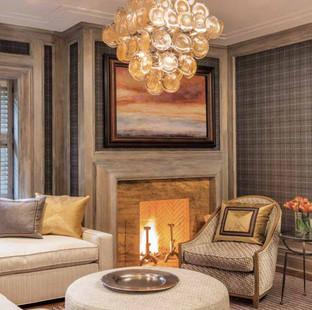 Luxe Interiors & Design Magazine - Designer: Patrick Sutton