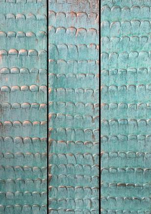Patina Fish Scale