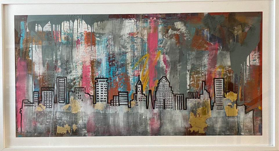 Baltimore Skyline #4