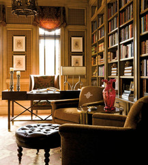 Faux Bois Library