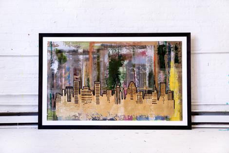 Baltimore Skyline#6