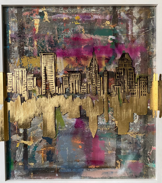 Baltimore Skyline-2