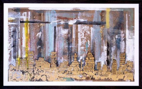 Baltimore Skyline #5