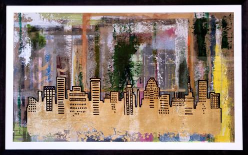 Baltimore Skyline #6