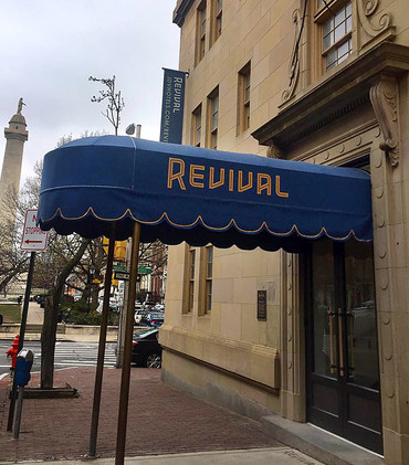 Baltimore Business Journal - Take a look inside Mount Vernon's Hotel Revival