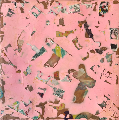 Pink Palomino Pony