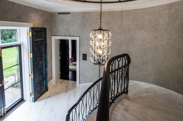 Georgetown Staircase - Mansion Global