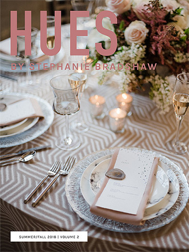 Hues Magazine By Stephanie Bradshaw