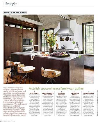 House Beautiful - Rustic Modern