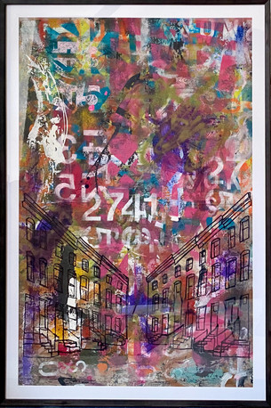 36th Street  /  The Avenue