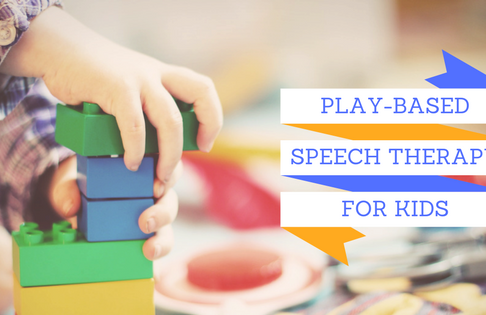 Play Based Therapy: Is she just playing???