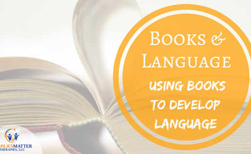Books and Language Using books to develop language