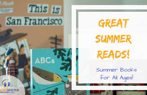 Great Summer Reads: Summer Books for All Ages!
