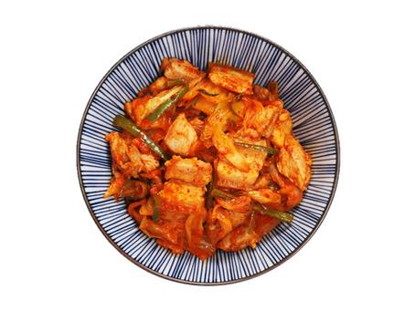 Drool worthy meals: Pork Belly Kimchi