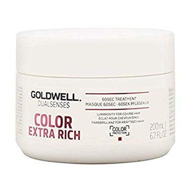 GOLDWELL - Dualsenses - Color Extra Rich - 60 Secondes Traitement 200ml