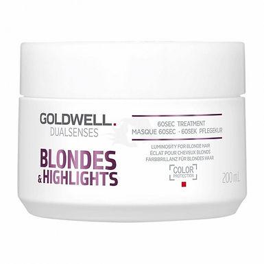 Dualsenses - Blondes & Highlights Soin 60Sec