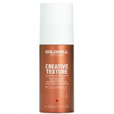 Goldwell  Style Sign - Creative Texture Roughman, Pâte crème Matifiante 100ml