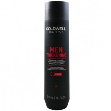 Goldwell  Dualsenses Pour Hommes- Shampooing Épaisissant Pour Cheveux Fins 300ml