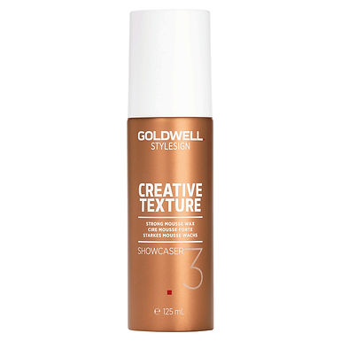 Cire mousse forte Goldwell Creative Texture Showcaser 125ml
