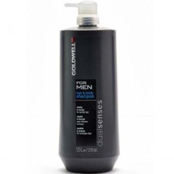 Goldwell  Dualsenses Pour Homme - Shampooing Cheveux & Corps 1 Litre