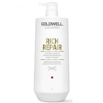 Goldwell  Dualsenses - Rich Repair Shampooing Réparateur 1Litre