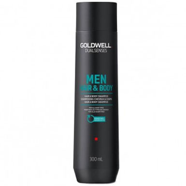 Goldwell  Dualsenses For Men - Shampoing Cheveux & Corps 300ml