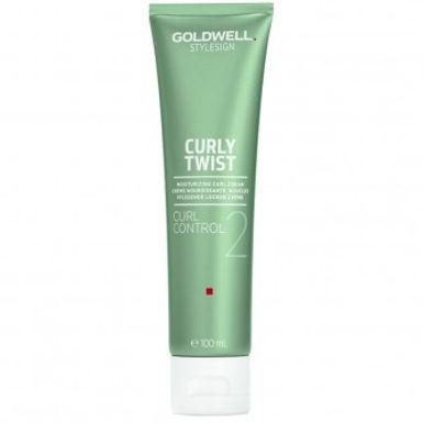 Goldwell Curly Twist Curl Control,Crème Nourrissante Boucles 100ml