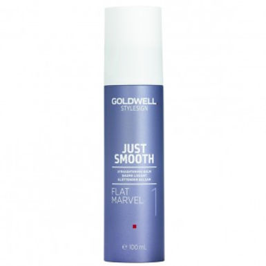 Goldwell  Style Sign - Just Smooth Flat Marvel, Baume Lissant 100ml