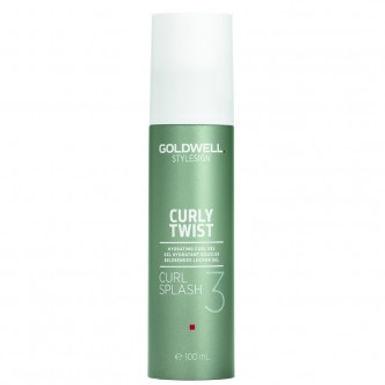 Goldwell Curly Twist Curl Splash, Gel Hydratant Boucles 100ml