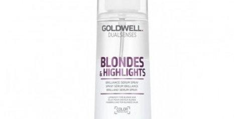 Goldwell Dualsenses - Blondes & Highlights Spray Sérum Brillanc