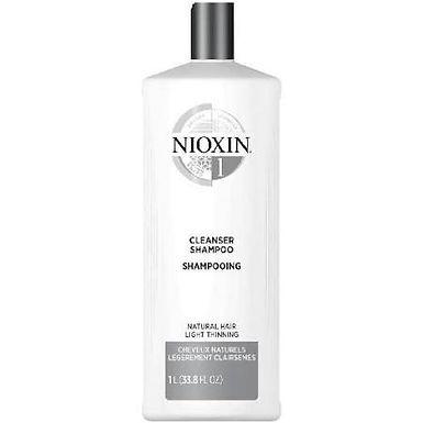 Shampoing Nioxin Système 1 litre