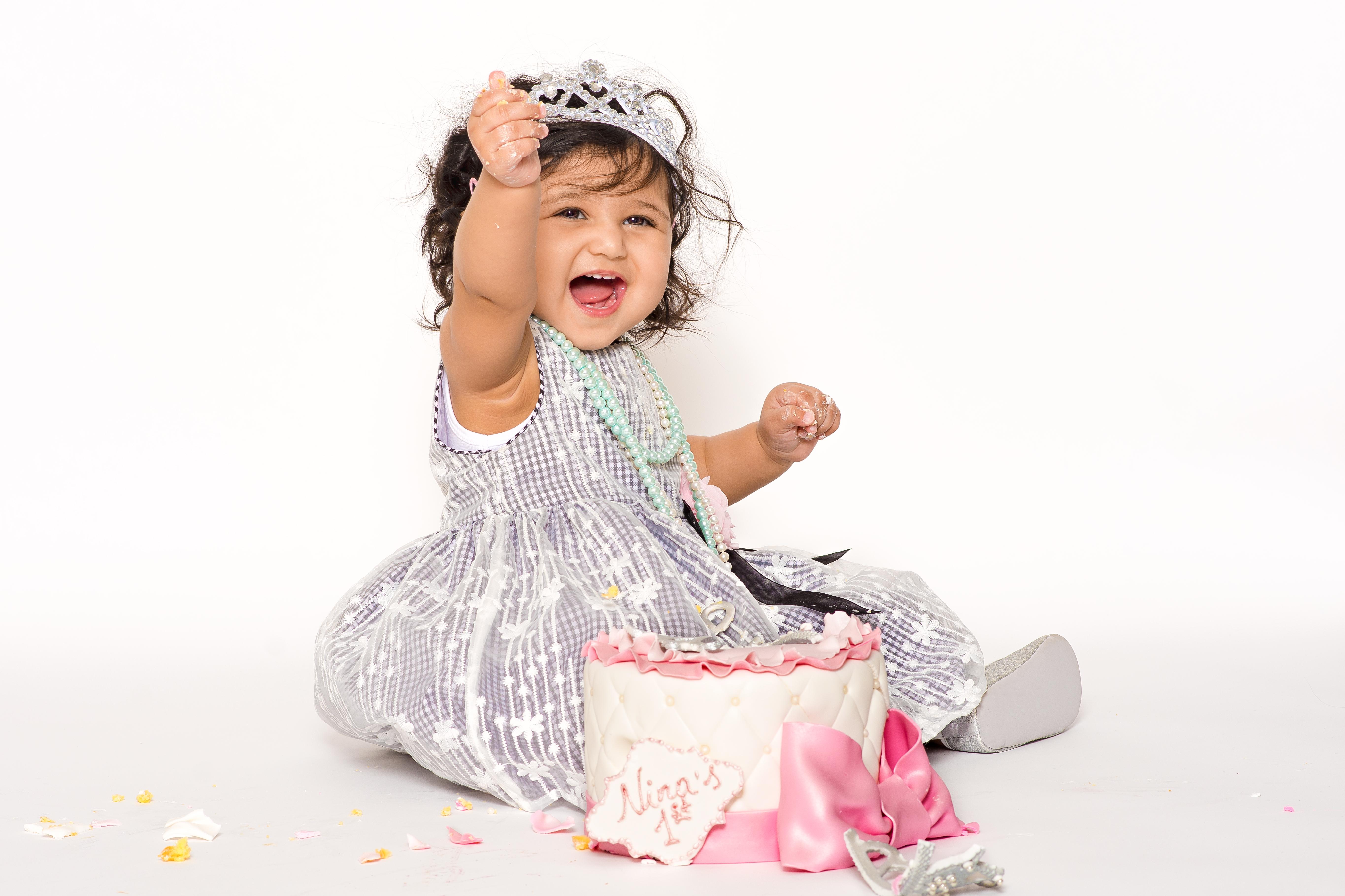 Ninas 1st Birthday