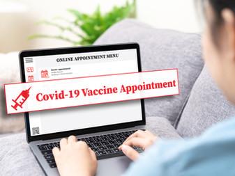 Impftermine nur noch online buchbar